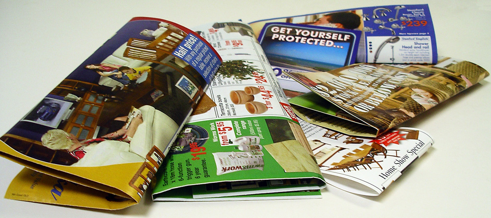 We can make and distribute your own catalogue.